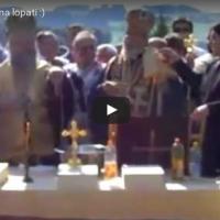 (Видео) Лицитација на лопати, една лопата - 3000+ евра