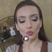 Видео од подготовките (шминкањето) за свадба на Милена Антовска