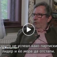Кај Миленко во емисија поранешниот австриски амбасадор се шегува на сметка на Груевски