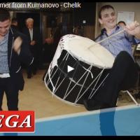 Дали е ова најдобриот тапанар во Македонија - Челик Андоновски од Куманово