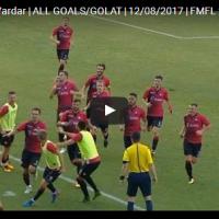 Шкендија 2-0 Вардар | ПМФЛ 12.08.2017 Highlights