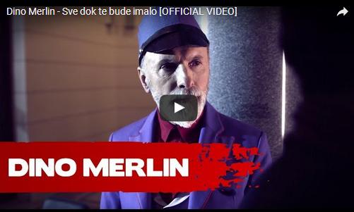 Dino Merlin – Sve dok te bude imalo | Промоција