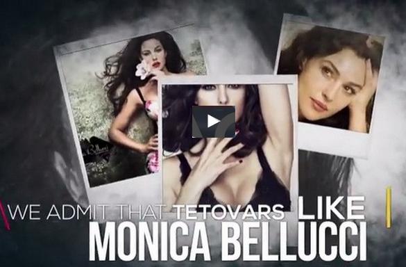 """ПАРОДИЈА од Шкендија: """"Здраво Милан, како си…? Тетовците ја сакаат Моника Белучи, ама"""".. (ВИДЕО)"""
