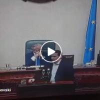 Гаф на Влатко Ѓорчев | Му ја испи водата на Панчо Минов во собрание