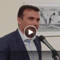 Премиерот Заев се обрати пред нашите иселеници на приемот што го организираше Форумот за демократска Македонија