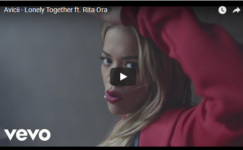 Промоција | Avicii – Lonely Together ft. Rita Ora