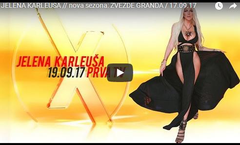 Започна снимањето на новата сезона на Zvezde Granda