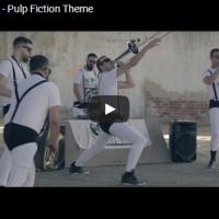 BRASS BROTHERS со нивна кавер верзија на Pulp Fiction Theme