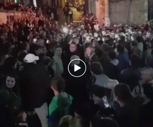 Грандиозен пречек на Заев во Кратово веднаш по изборите и после 27 години победа на кандидатот на СДСМ