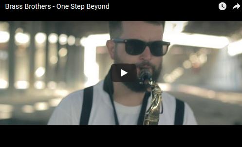 """BRASS BROTHERS со преработка на """"One Step Beyond"""" од Madnes"""