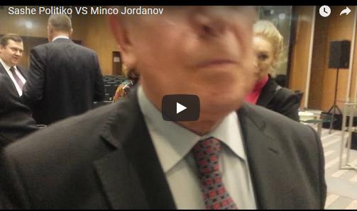 ЕКСКЛУЗИВНО | Еве ја снимаката од инцидентот на Саше Политико со Минчо Јорданов