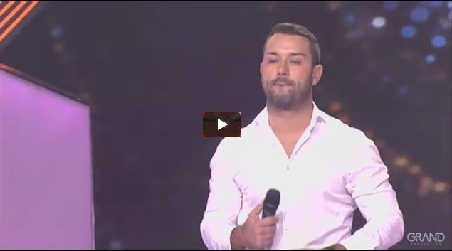 Сите уживаа во настапот на Стефан Величковски од Скопје | Zvezde Granda 21.10.2017