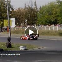 И болид учествуваше на трките во Скопје | Скопје круг 2017