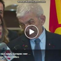 За градоначалникот на Солун, Бутарис ние сме Македонија (немаше ФИРОМ)