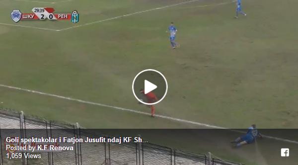 Јусуфи против Шкупи…како на времето Бразилецот Роналдо
