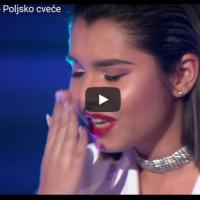 """Македонката се расплака и """"растури"""" на сцена"""