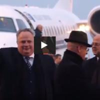 Коѕијас пристигна во Скопје