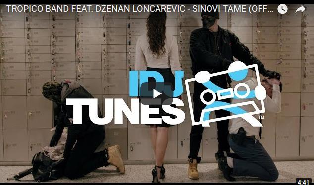 """""""Тропико бенд"""" со нова песна и спот – """"Sinove Tame"""""""