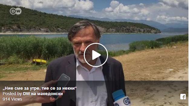Ексклузивно – Константинос Селцас, единствен пратеник во грчкиот парламент кој се изјаснува како етнички Македонец