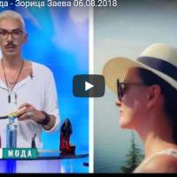 Сергеј Варошлија ја искоментира сопругата на премиерот, Зорица Заева
