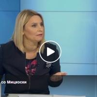 Лупевска до Мицкоски: Вие партија водите или гранап?