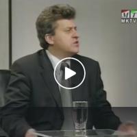 """Ѓорге Иванов: """"Пиринска и Егејска Македонија се обединети и во НАТО и во ЕУ"""". Останува уште матицата да се обедини"""