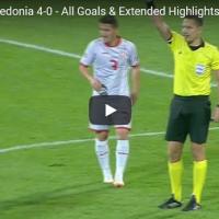 Голманот Столе Димитриевски им подари 4 гола на ерменците, Македонија доживеа срамен пораз од 4-0