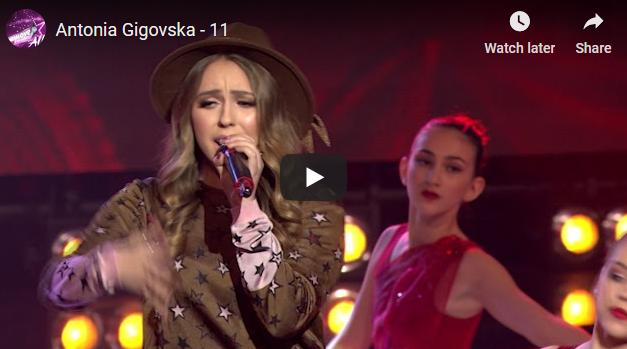 Марија Шерифовиќ доби конкуренција од Македонија: Антониа Гиговска повторно со маестрален настап, жирито воодушевено