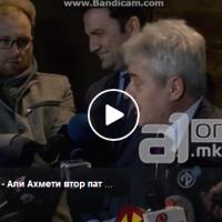 Ахмети прозборе македонски испровоциран од прашање за Мухамед Зекири