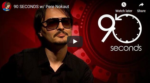 90 Секунди со Пере Нокаут