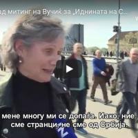 """Во Белград митинг на Вучиќ за """"Иднината на Србија"""""""