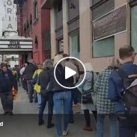 """Редици во Сан Франциско за македонскиот документарен филм ,,Honеyland"""" (Медена земја)"""