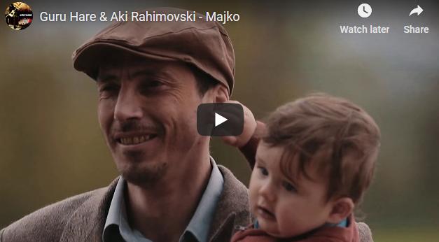 """""""Мајко"""" – нова песна во соработка на Гуру Харе и Аки Ракимовски"""