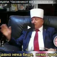 """Реисот Реџепи: """"ролексот ми го подари православен македонец, сопственик на хотел Горица во Охрид"""""""