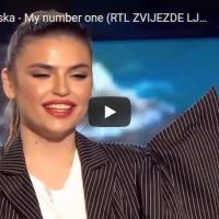 Лина Пејовска ја освојува Хрватска