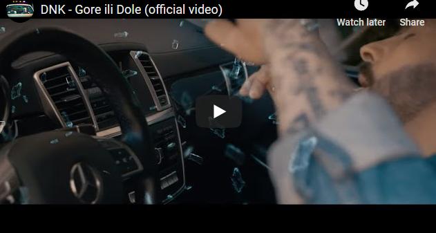 """ДНК со потресно видео и моќна порака за новиот сингл """"Горе или доле"""""""