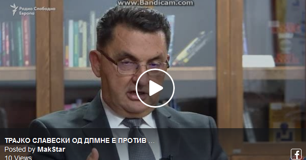 Славески: Владата го жртвува развојот на државата заради поткуп на гласачите