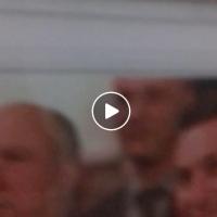 """""""Шпионско"""" видео на Саше Политико од белата палата на ДПМНЕ - насекаде фотографии од Груевски"""