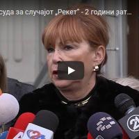 """Прва пресуда за случајот """"Рекет"""" - 3 години затвор за Зоран Милевски - Кичеец"""