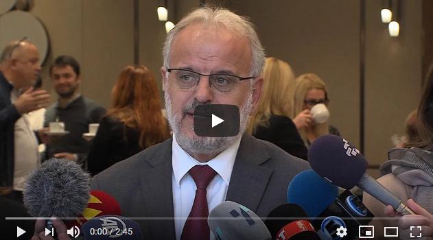 Џафери до ВМРО – ДПМНЕ: Нема да ви поминат измени без поддршка од албанците