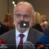 Џафери до ВМРО - ДПМНЕ: Нема да ви поминат измени без поддршка од албанците