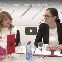 """Албанија ќе го """"копира"""" проектот """"МOJ ДДВ"""""""