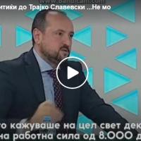 Битиќи до Славевски ...Не може преставник на партијата која по цел свет раскажуваше дека имаме евтина работна сила со плата од 8.000 денари денеска да кажува дека помош од 14.500 денари месечно е недоволна...