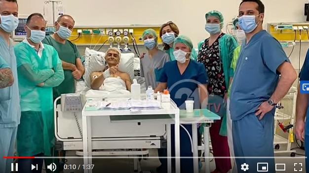 Иван се пробуди со новото срце – историски подвиг кој ќе ја подигне свеста за донирање на органи
