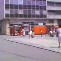 Погледнете како изгледал еден топол летен ден низ Скопје во 1986