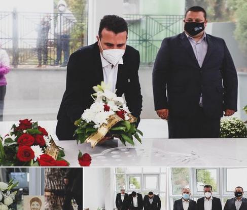Заев на откривањето на вечното почивалиште на Тоше Проески: Нека ни е вековит споменот за ангелот македонски