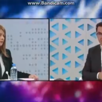 """ВО ДПМНЕ НЕ ЗНААТ КАДЕ ТЕРААТ... Во ист ден, на иста телевизија: За Маркоски ова """"не е опасна болест"""", за Славески """"ова е здравствена катастрофа""""!"""