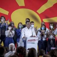 СДСМ во одбрана на Заев - македонските граѓани избраа иднина, Црвенковски е историја