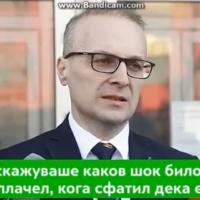 АНТОНИО МИЛОШОСКИ ПЛАЧЕЛ КОГА ДОЗНАЛ ДЕКА Е БУГАРИН - Љупчо Нешков, новинарот на БГНЕС