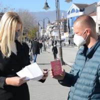 Стружанецот се откажа од бугарското државјанство и пасошот утринава преку пошта го испрати до бугарскиот конзулат во земјава